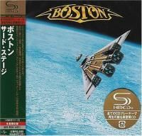 Boston - Third Stage (1986) - SHM-CD