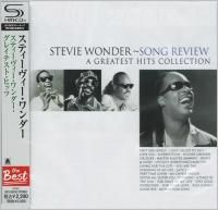 Stevie Wonder ‎- Song Review: A Greatest Hits Collection (1996) - SHM-CD