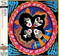 Kiss ‎- Rock And Roll Over (1976) - SHM-CD