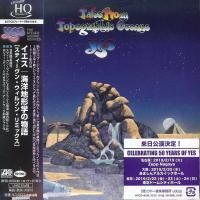 Yes - Tales From Topographic Oceans (1974) - 2 UHQCD Paper Mini Vinyl