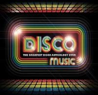 V/A Disco Music: The Greatest Disco Anthology Ever! (2010) - 3 CD Box Set