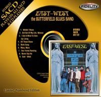 The Paul Butterfield Blues Band - East-West (1966) - Hybrid SACD