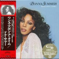 Donna Summer - Once Upon A Time (1977) - SHM-CD Paper Mini Vinyl