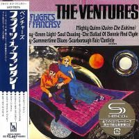 The Ventures - Flights Of Fantasy (1968) - SHM-CD Paper Mini Vinyl