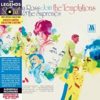 Diana Ross & The Supremes Join The Temptations – Diana Ross & The Supremes Join The Temptations (1968) - Limited Collector's Edition