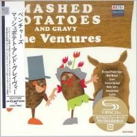 The Ventures - Mashed Potatoes And Gravy (1962) - SHM-CD Paper Mini Vinyl