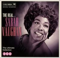 Sarah Vaughan - The Real... Sarah Vaughan (2015) - 3 CD Box Set