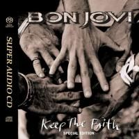 Bon Jovi - Keep The Faith (1992) - Numbered Limited Edition Hybrid SACD
