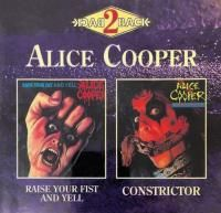 Alice Cooper - Raise Your Fist & Yell / Constrictor (1996) - 2 CD Box Set