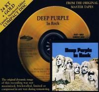 Deep Purple - In Rock (1970) - 24 KT Gold Numbered Limited Edition