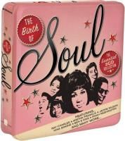 V/A The Birth Of Soul (2012) - 3 CD Tin Box Set Collector's Edition