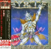 Y&T ‎- In Rock We Trust (1984)