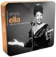 Ella Fitzgerald - Simply Ella (2014) - 3 CD Box Set