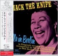 Ella Fitzgerald - Ella In Berlin: Mack The Knife (1960) - SHM-CD