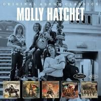Molly Hatchet - Original Album Classics (2016) - 5 CD Box Set