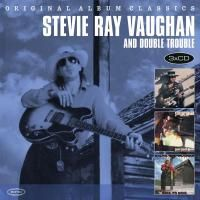 Stevie Ray Vaughan - Original Album Classics (2013) - 3 CD Box Set