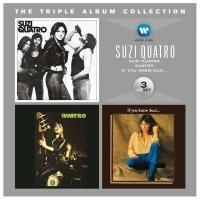 Suzi Quatro - The Triple Album Collection (2015) - 3 СD Box Set