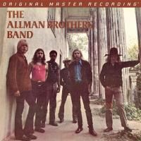 The Allman Brothers Band - The Allman Brothers Band (1969) - Numbered Limited Edition Hybrid SACD