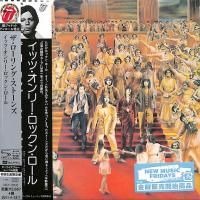 The Rolling Stones - It's Only Rock 'N Roll (1974) - SHM-CD Paper Mini Vinyl