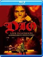 Dio - Live In London Hammersmith Apollo 1993 (2014) (Blu-ray)