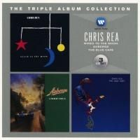 Chris Rea - The Triple Album Collection (2015) - 3 СD Box Set