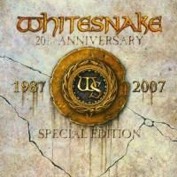 Whitesnake - 1987: 20th Anniversary (1987) - CD+DVD Special Edition