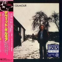 David Gilmour - David Gilmour (1978) - Blu-spec CD2 Paper Mini Vinyl