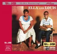 Louis Armstrong & Ella Fitzgerald - Ella & Louis (1956) - Ultra HD 32-Bit CD