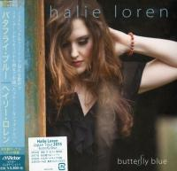 Halie Loren ‎- Butterfly Blue (2015)