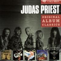 Judas Priest - Original Album Classics (2008) - 5 CD Box Set