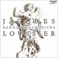 Jacques Loussier Trio - Baroque Favorites (2001)