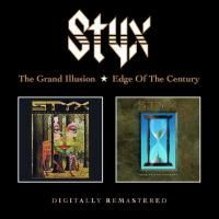 Styx - Grand Illusion / Edge Of The Century (2019) - 2 CD Box Set