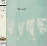 Free - Highway (1970) - SHM-CD
