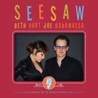 Beth Hart & Joe Bonamassa - Seesaw (2013) - CD+DVD Limited Edition