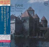 Bill Evans - At The Montreux Jazz Festival (1968) - SHM-SACD