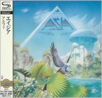Asia - Alpha (1983) - SHM-CD
