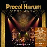 Procol Harum - Live At Union Chapel (2013) - CD+DVD Box Set
