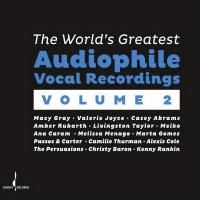 The World's Greatest Audiophile Vocal Recordings Volume 2 (2018)