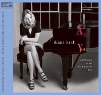 Diana Krall - All For You: A Dedication To The Nat King Cole Trio (1996) - XRCD24
