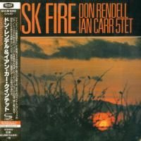 Don Rendell & Ian Carr Quintet - Dusk Fire (1966) - SHM-CD Paper Mini Vinyl
