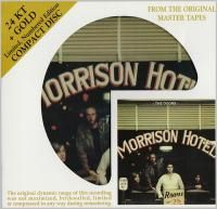 The Doors - Morrison Hotel (1970) - 24 KT Gold Numbered Limited Edition