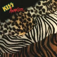 Kiss - Animalize (1984) (180 Gram Audiophile Vinyl)