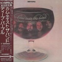 Deep Purple - Come Taste The Band (1975) - Paper Mini Vinyl