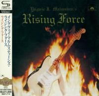 Yngwie J. Malmsteen's Rising Force - Rising Force (1984) - SHM-CD