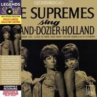 The Supremes - Sing Holland Dozier Holland (1966) - Limited Collector's Edition
