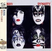 Kiss - Dynasty (1979) - SHM-CD