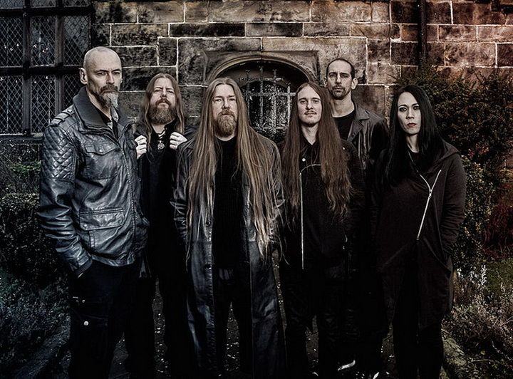 """THE GHOST OF ORION"" - НОВЫЙ АЛЬБОМ БРИТАНЦЕВ MY DYING BRIDE"