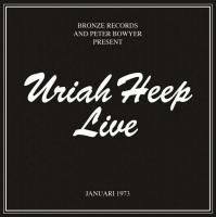Uriah Heep - Uriah Heep Live (1973) - 2 CD Box Set
