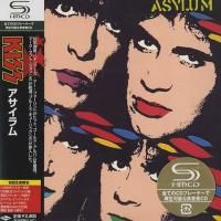 Kiss - Asylum (1985) - SHM-CD Paper Mini Vinyl