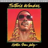 Stevie Wonder - Hotter Than July (1980) (Vinyl Limited Edition)